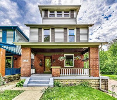 Regent Square Single Family Home Active Under Contract: 1200 Richmond