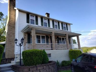 Somerset/Cambria County Single Family Home For Sale: 274 School Ave