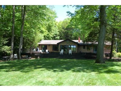 Indian Lake Boro Single Family Home For Sale: 282 S Peninsula Dr