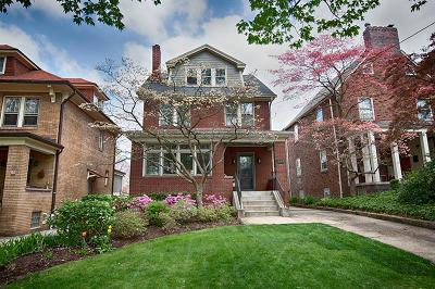 Regent Square Single Family Home Active Under Contract: 144 Washington St