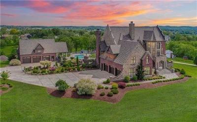 Single Family Home For Sale: 100 Dunrobin Lane