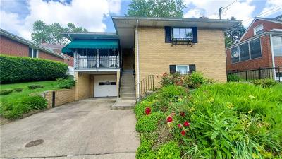 Forest Hills Boro Single Family Home For Sale: 700 Filmore Rd