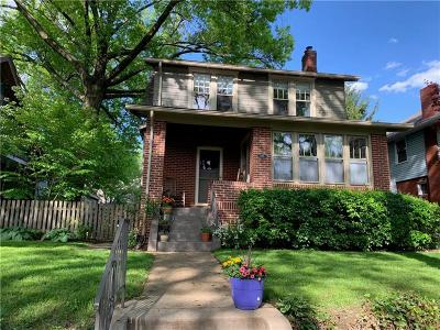 Regent Square Single Family Home Active Under Contract: 1115 E End Ave