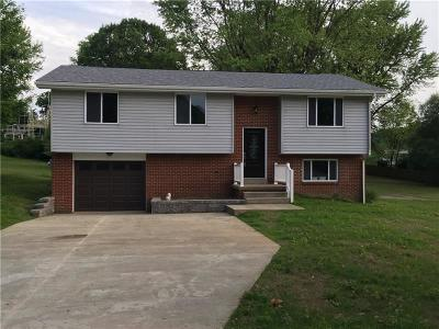 North Huntingdon Single Family Home For Sale: 4240 Turner Valley Rd