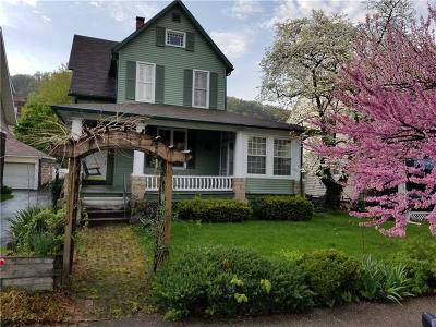 Somerset/Cambria County Single Family Home Active Under Contract: 1066 McKinley Avenue