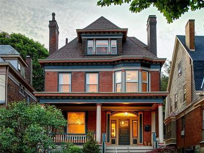 Wilkinsburg Single Family Home For Sale: 409 Hampton Ave