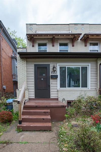 Regent Square Single Family Home For Sale: 621 Hampton Ave