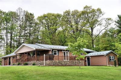 Somerset/Cambria County Single Family Home Active Under Contract: 279 Cannery Road