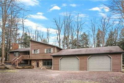Somerset/Cambria County Single Family Home For Sale: 109 Fairway East