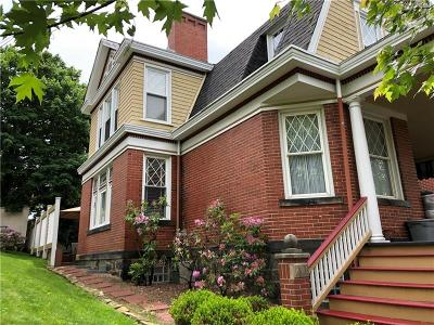 Westmoreland County Single Family Home For Sale: 223 Underwood Ave