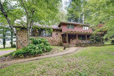 Single Family Home For Sale: 1006 Hyland Road