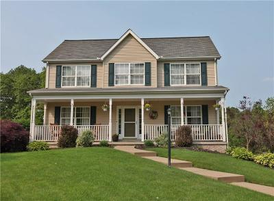 Westmoreland County Single Family Home For Sale: 596 Sunrise Dr