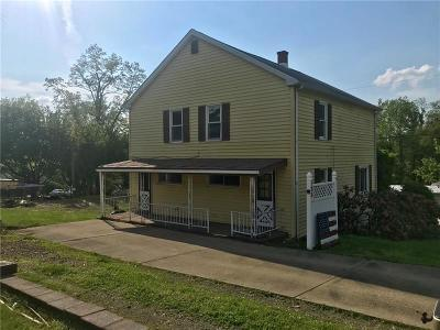 Westmoreland County Single Family Home For Sale: 122 21st Street