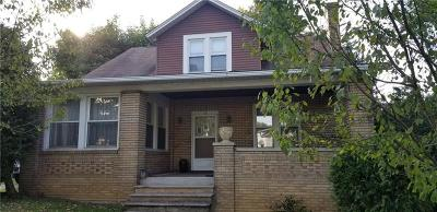 Meyersdale Boro Single Family Home For Sale: 12 Beachley St