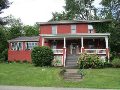 Single Family Home For Sale: 159 Mellingertown Road