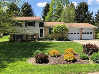 Single Family Home For Sale: 860 Lansberry Ct
