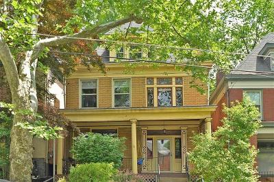 Regent Square Single Family Home Active Under Contract: 123 Linden Ave