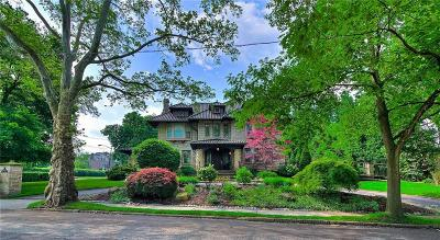 Squirrel Hill Single Family Home For Sale: 5876 Solway St