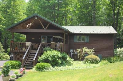 Indian Lake Boro Single Family Home For Sale: 125 East Fairway Rd.