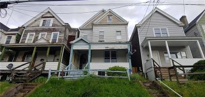 Wilmerding Single Family Home For Sale: 726 Middle Ave