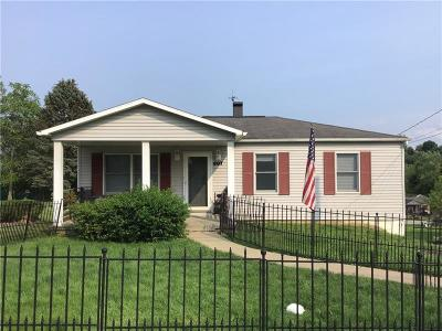 Westmoreland County Single Family Home Active Under Contract: 607 Cedardale Dr
