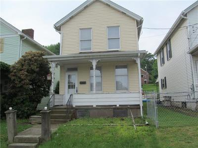 Jeannette Single Family Home For Sale: 624 Division Street