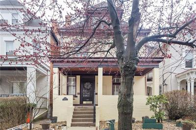 Shadyside Single Family Home For Sale: 6330 Howe Street