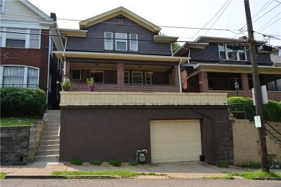 Swissvale Single Family Home Active Under Contract: 7324 Princeton Place
