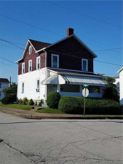 Latrobe Single Family Home Active Under Contract: 429 St Clair