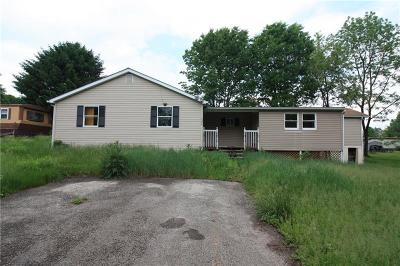 Unity Twp PA Single Family Home For Sale: $31,900