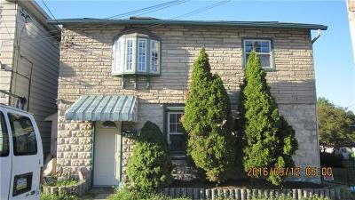 Verona Single Family Home For Sale: 707 Center Ave