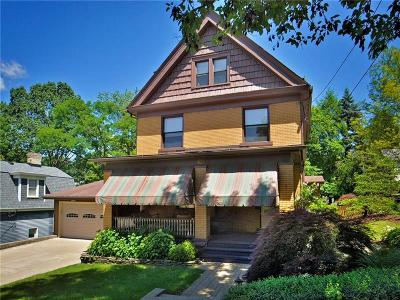 Oakmont Single Family Home Active Under Contract: 821 Delaware Avenue