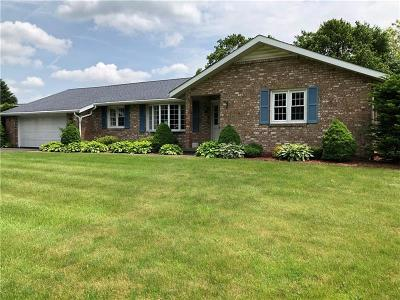 Somerset Boro Single Family Home For Sale: 483 Cannell Dr