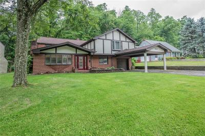 Penn Hills Single Family Home Active Under Contract: 804 Jefferson Rd