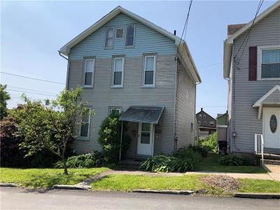 Somerset Boro Single Family Home For Sale: 264 E Union St