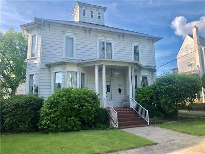Meyersdale Boro Single Family Home For Sale: 131 Meyers Ave