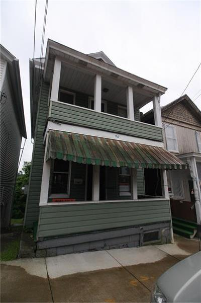 Jeannette PA Single Family Home For Sale: $10,900