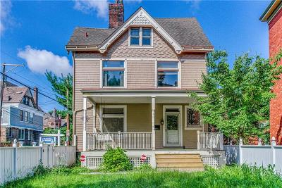 Shadyside Single Family Home For Sale: 6015 Howe St