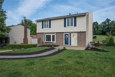 Westmoreland County Single Family Home Active Under Contract: 1115 Crestwood Drive