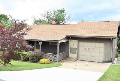 Westmoreland County Single Family Home For Sale: 2270 Guffey Rd