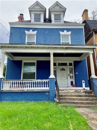 Wilkinsburg Single Family Home For Sale: 515 Coal St.