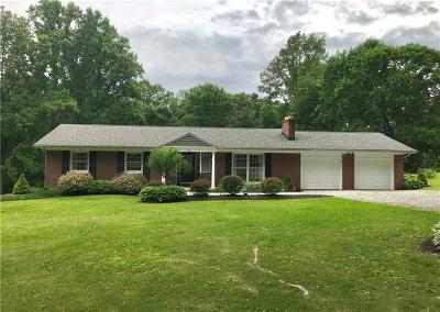 Greensburg, Hempfield Twp - Wml Single Family Home Active Under Contract: 210 North Drive