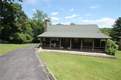 Greensburg, Hempfield Twp - Wml Single Family Home For Sale: 932 Georges Station Road