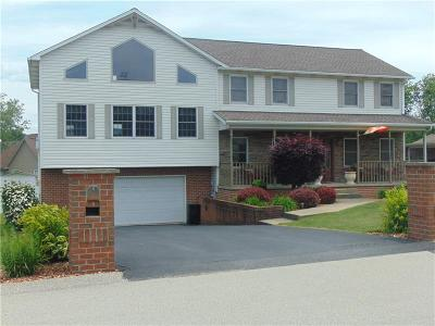 Latrobe Single Family Home For Sale: 1307 Heritage Dr