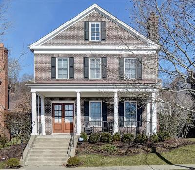 Squirrel Hill Single Family Home For Sale: 1311 Parkview Blvd