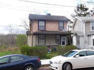 Swissvale Single Family Home Active Under Contract: 1620 Miriam Street