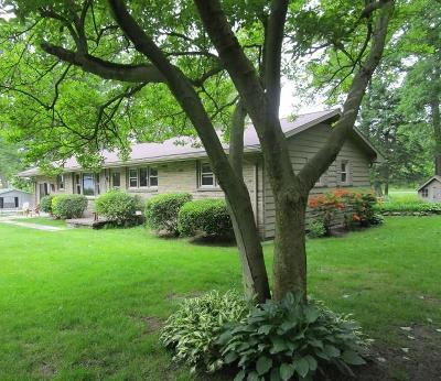 Single Family Home For Sale: 124 Double D Drive