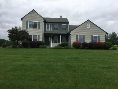 Single Family Home Active Under Contract: 815 Pike Run Rd