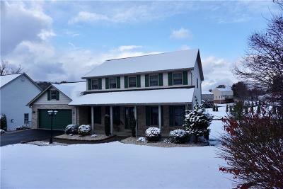 Greensburg, Hempfield Twp - Wml Single Family Home For Sale: 5 Hampshire Dr
