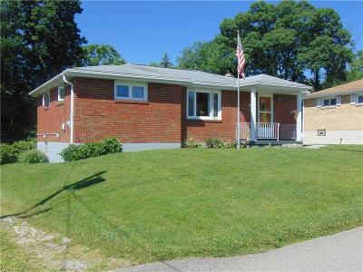 Westmoreland County Single Family Home Active Under Contract: 14020 Oakview Drive